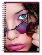 The Watcher II Spiral Notebook
