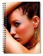 The Watcher Vii Spiral Notebook
