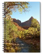 The Watchman Spiral Notebook