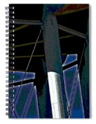 The Water Tower 2 Spiral Notebook