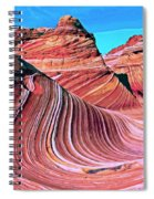 The Wave 2 Spiral Notebook