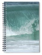 The Wave De Spiral Notebook