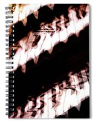 The Wave Station Spiral Notebook