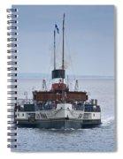 The Waverley Approaches Spiral Notebook