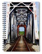 The Way Is Clear Spiral Notebook