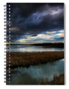 The Way Of The River Spiral Notebook