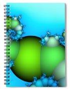 The Way Upwards Spiral Notebook