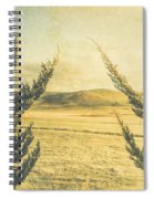 The Wayback Meadow Spiral Notebook