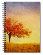 The Wednesday Tree Spiral Notebook