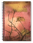 The Weeds Spiral Notebook