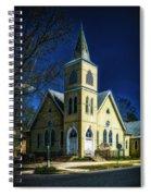 The Wenonah United Methodist Church Spiral Notebook