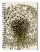 The Wet One Spiral Notebook