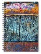 The Wheelbarrow Spiral Notebook