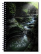 The Whirlpool Spiral Notebook