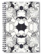 The Whole Story Part 1 Spiral Notebook