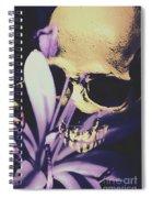 The Wilted Weather Underground Spiral Notebook