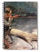 The Winchester Spiral Notebook