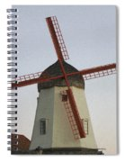 The Windmill Spiral Notebook