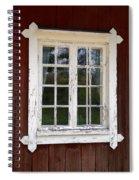 The Window 1 Spiral Notebook