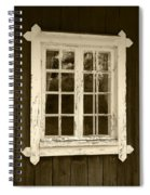 The Window 2 Spiral Notebook
