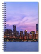 The Windy City Spiral Notebook