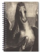 The Wing Spiral Notebook