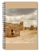 The Wishing Well Spiral Notebook
