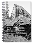 The Witch Hat Spiral Notebook