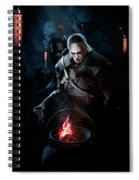 The Witcher Spiral Notebook