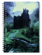 The Witching Hour  Spiral Notebook