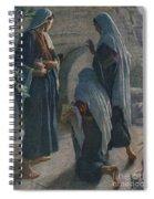 The Women At The Sepulchre Spiral Notebook