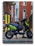 The Wonder Vehicle  Spiral Notebook