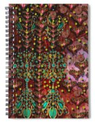 The Wood Of Paradise Spiral Notebook