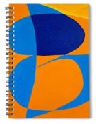 The Word Be Spiral Notebook