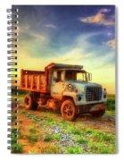 The Workhorse Spiral Notebook