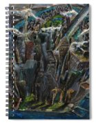 The Worlds Capital Spiral Notebook