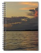 The World's Luckiest Fishing Village Spiral Notebook