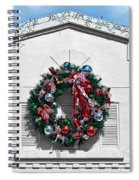 The Wreath Spiral Notebook
