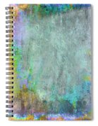 The Writing On The Wall Spiral Notebook