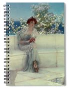 The Year's At The Spring -  All's Right With The World Spiral Notebook