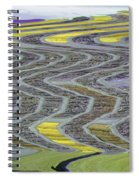 The Yellow Brick Road Spiral Notebook