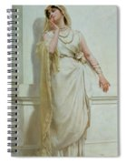 The Young Bride Spiral Notebook