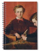 The Young Microscopists Spiral Notebook