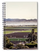The Yuma Valley Spiral Notebook