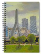 The Zakim Bridge Spiral Notebook