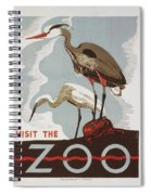 The Zoo Spiral Notebook