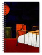 Theater Of Dreams Spiral Notebook