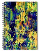 Theatrical Backstage Spiral Notebook