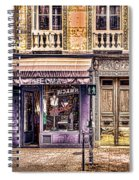 Thelma's In Le Marais Spiral Notebook