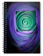 Then There Was Green Spiral Notebook